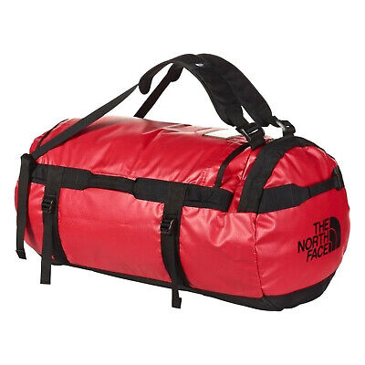 THE NORTH FACE Base Camp Duffel Small - Red/Black - Shoulder Bag Red • 115.62£