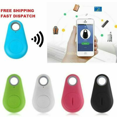 Key Finder Smart Wireless Bluetooth 4.0 ITag Anti Lost Tracker Alarm GPS Locator • 3.49£