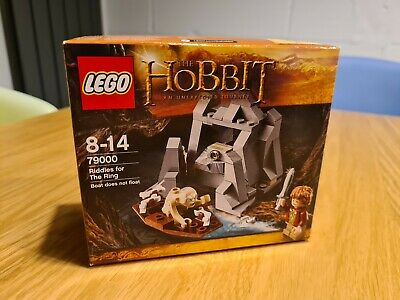 New Sealed LEGO The Hobbit 79000 Riddles For The Ring Rare & Discontinued  • 42£