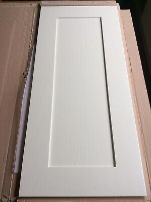 LAST ONE*NEW* B&Q Cooke & Lewis Carisbrooke Ivory Shaker 400mm Tall Cabinet Door • 45£