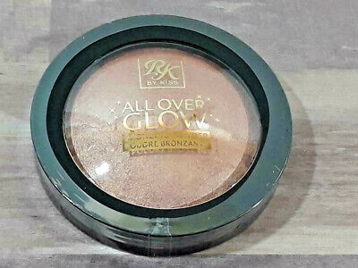 Ruby Kisses All Over Glow Bronzing Powder For Face & Body ~ Rk ~ Flushed Glow • 5.60£