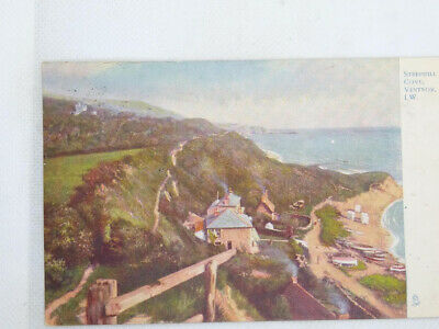 Postcard: Steephill Cove, Ventnor, Isle Of Wight - Posted 1904 • 4.95£