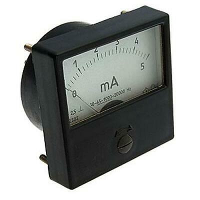 $100 • Buy TS42302 5mA 50Hz Panel Meter AC Devices