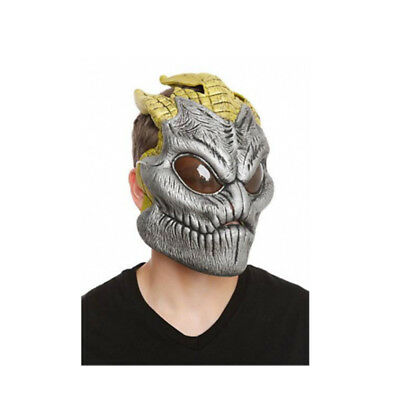 Official BBC Doctor Who Silurian Cosplay Fancy Dress EVA Mask  • 13.95£