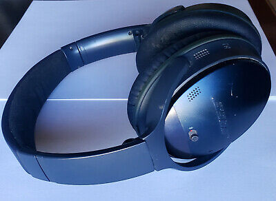 $ CDN189.38 • Buy USED Bose QuietComfort35 II QC35 On-Ear Wireless Headphones TRIPLE MIDNIGHT BLUE