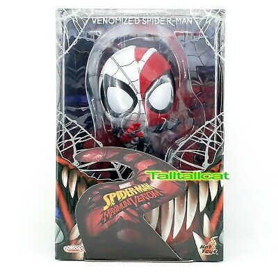 $ CDN27.89 • Buy Marvel Hot Toys COSB757 Venomized Spider-Man Cosbaby [ In Stock ]