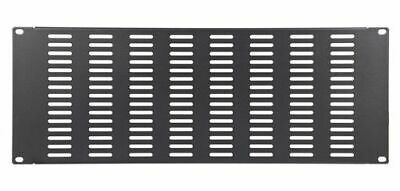 AU39.99 • Buy 19  Server Rack Blanking Panel With Vent Vents 4RU 4U Mount + Cage Nuts
