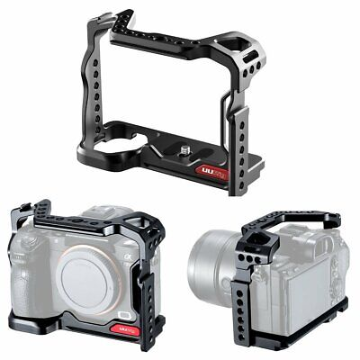 $ CDN71.78 • Buy Metal Camera Cage Rig For Sony A73 A7III A7R3 A7M3 Extend Cold Shoe Mount Handle