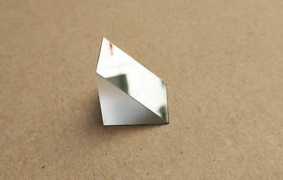 $20.33 • Buy 2pcs 20x20x20mm K9 Optical Glass Right Angle Slope Reflecting Prism