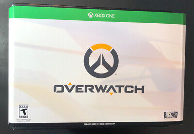 AU340.33 • Buy Overwatch Origins Edition [ Collector's Edition ] (XBOX ONE) NEW