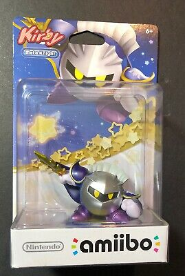 AU59.14 • Buy Nintendo Amiibo Figure [ Kirby Series / Meta Knight ] NEW