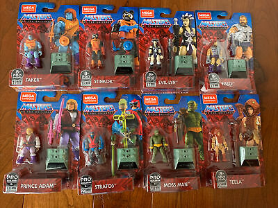 $11 • Buy *** Masters Of The Universe *** Mega Construx - Action Figures