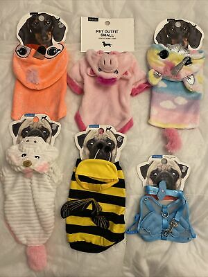 £13.99 • Buy Primark Novelty Small Dog Costume Outfit BNWT