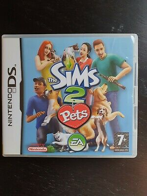 THE SIMS 2 PETS  - Nintendo DS - Works On 2DS 3DS DSi • 5.99£