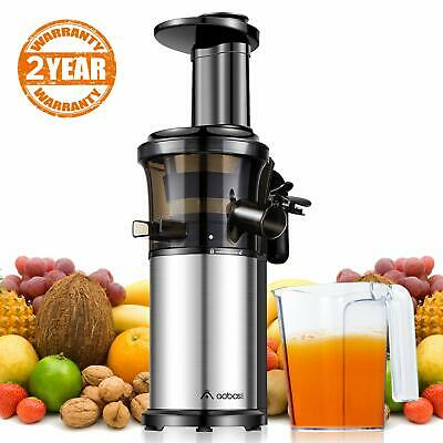 Aobosi Slow Juicer Blender For Fruit Catsuit And Vegetable Of Pressed On Cold • 281.99£