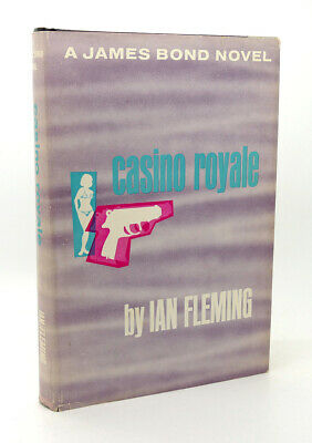 Ian Fleming CASINO ROYALE BCE Book Club Edition • 100.44£