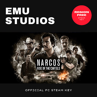 £1.28 • Buy Narcos Rise Of The Cartels (PC) Steam Key  REGION FREE