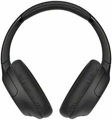 Sony WH-CH710 Noise Cancelling Wireless Bluetooth Headphones With 35 Hours Black • 99£