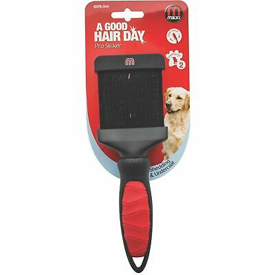 £11.78 • Buy Mikki Pro Slicker For Dogs Removes Moulted Hair, Knots & Tangles, Pets, Grooming