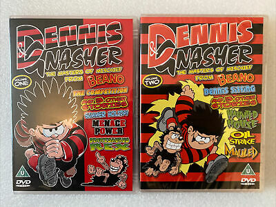 £6.95 • Buy Dennis The Menace And Gnasher: Volume 1 & 2 DVD (2004) Cert U Prompt Free Post