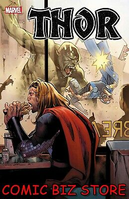 Thor #8 (2020) 1st Printing Coipel Bagged & Boarded Marvel Comics • 3.55£