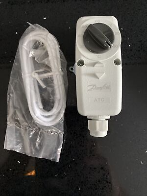 £9 • Buy Danfoss ATC Cylinder Thermostat With Strap 041E0010 (discount For More Than One)