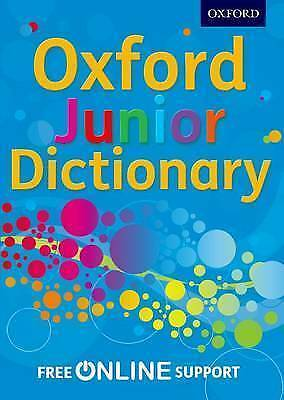 Oxford Junior Dictionary By Oxford Dictionaries Book The Cheap Fast Free Post • 8.99£