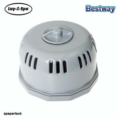 Bestway Lay Z Spa Filter Housing / Casing / Holder For All Models NEW P6653 Lazy • 23.99£