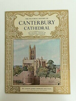 Canterbury Cathedral. Pitkin Guide. • 3.60£