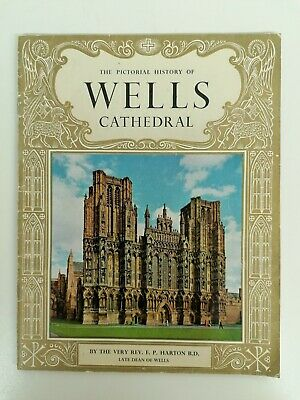 Wells Cathedral. Pitkin Guide. • 3.60£