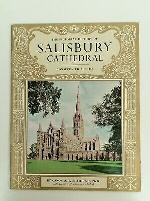 Salisbury Cathedral. Pitkin Guide. • 3.60£