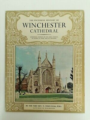 Winchester Cathedral. Pitkin Guide. • 3.60£