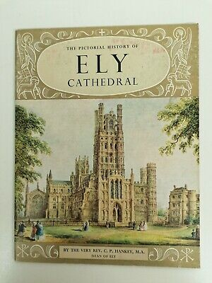 Ely Cathedral. Pitkin Guide. • 3.60£