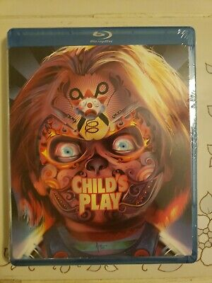 CHILDS'S PLAY 1988 BLU RAY New Sealed  • 3.58£