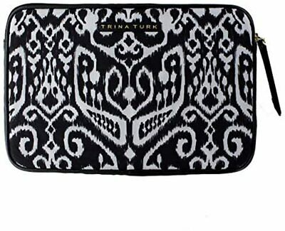 $8.49 • Buy M-Edge Trina Turk Protective Pouch Sleeve Case For 9-10 In Tablets - Black White