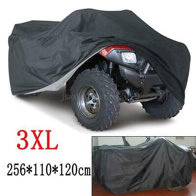 $38.27 • Buy 3XL Black ATV Waterproof Cover For Can-Am Outlander 450 500 570 650 800 1000 850
