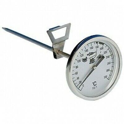 50mm Frying Dial Thermometer  • 6£
