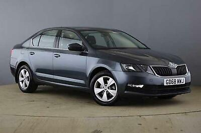2019 Skoda OCTAVIA Hatch (2017) 1.5 TSI ACT SE Tech (150PS) Petrol Grey Manual • 12,995£