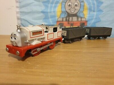 Stanley & Troublesome Trucks Trackmaster Tomy, Thomas & Friends Tank Engine P&p • 24.95£