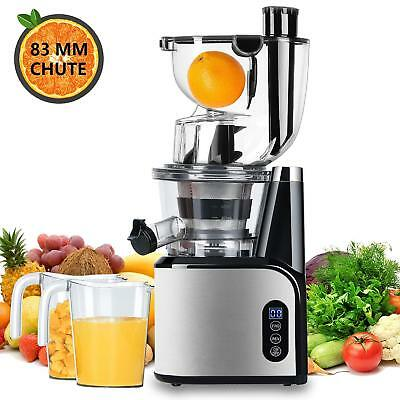 Aobosi Slow Juicer Blender For Fruit And Vegetable Pressed On Cold Fruit Catsuit • 327.64£