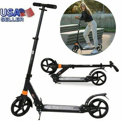 AU99.99 • Buy Portable Folding Kick Electric Scooter Pro Stunt Scooter Freestyle Trick Scooter