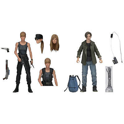 Terminator 2 Sarah Connor And John Connor 2-pack 7 Inch Scale Action Figures  • 62.99£