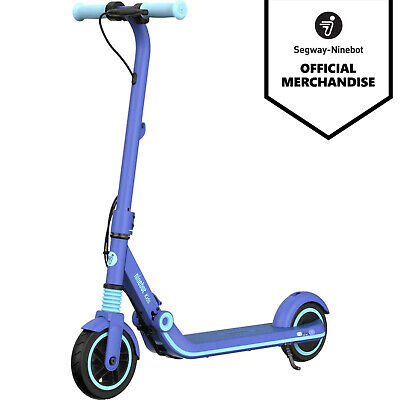 AU368.48 • Buy Segway Ninebot Foldable 130W EKickscooter Electric Scooter E8 For Kid Blue
