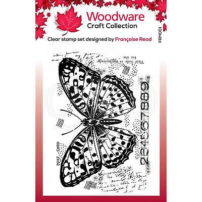 Butterfly Clear Stamp • 3.99£