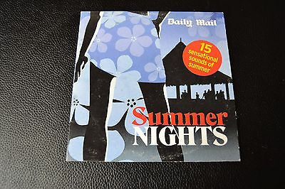 Summer Nights CD The Daily Mail • 1.67£