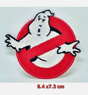 £1.79 • Buy Ghostbusters Movie Fancy Dress Logo Embroidered Iron Sew On Patch