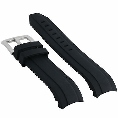$ CDN38.86 • Buy 20mm Rubber Diver Watch Band Strap For Seiko 200m Skx007k 7s26, Skx009j Black