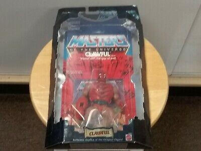 $55 • Buy 2001 Masters Of The Universe Commemorative Series 6'' Clawful Figure