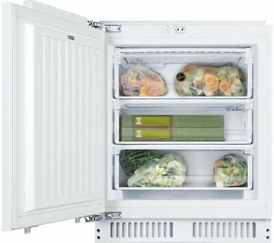 HOOVER HBFUP 130NK/N Integrated Undercounter Freezer - Fixed Hinge • 240£