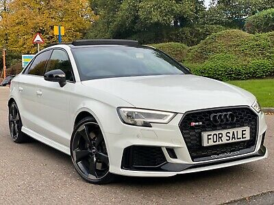 2019 69 Audi Rs3 Sport Edition Saloon 2.5 Tfsi Quattro S Tronic Huge Spec May Px • 45,995£